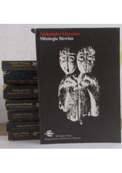 Mitologie świata, zestaw 8 tomów
