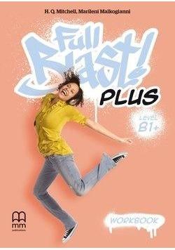 Full Blast! Plus B1+ WB+CD MM PUBLICATIONS