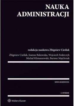 Nauka administracji w.2