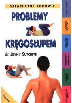 Problemy z kręgosłupem