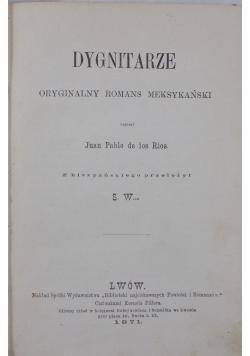 Dygnitarze, 1871 r.