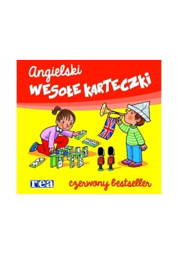 Angielski - wesołe karteczki. Czerwony bestseller