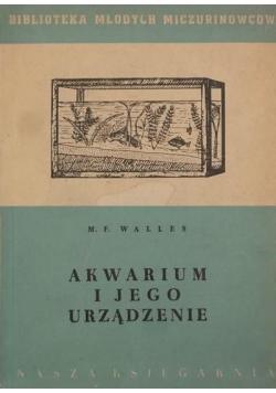 Akwarium i jego urządzenie