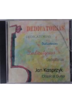Dedicatorias, płyta CD