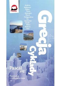 Pascal 360 stopni - Grecja. Cyklady