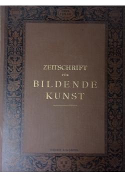 Zeitschrift fur Bildende Kunst ,1898r.