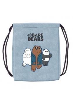Worek na ramię We Bare Bears