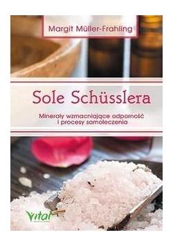 Sole Schusslera.Minerały wzmacniające odporność