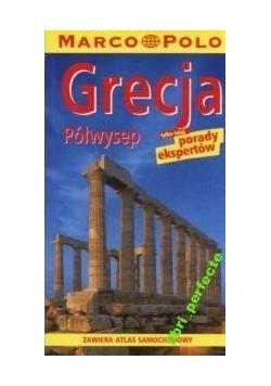 Grecja Półwysep