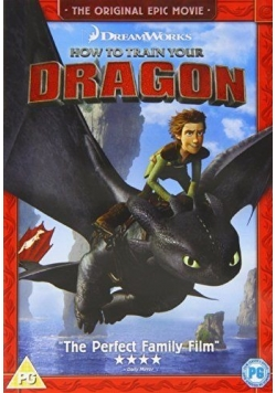 How To Train Your Dragon, DVD, Nowa