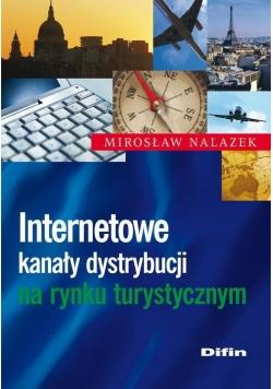 Internetowe kanały dystrybucji na rynku turystycz.