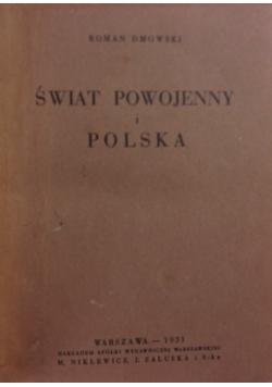 Świat powojenny i Polska, 1931 r.