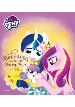 My Little Pony Dobranoc, księżniczko Flurry Heart Ilustrowana opowieść