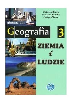Geografia GIM 3 Ziemia i ludzie podr. SOP