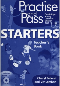 Practise and Pass Starter Teacher's Book + CD