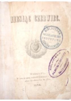 Miesiąc czerwiec, 1874 r.