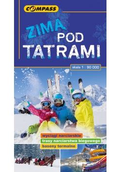 Zimą pod Tatrami 1:90 000