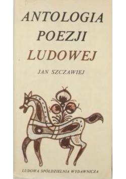 Antologia poezji ludowej