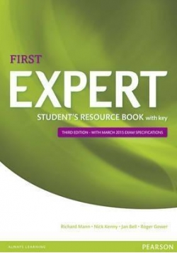 First Expert 3ed Student's Resource Book with key