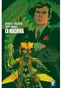 Ex Machina T.1
