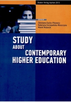 Study about contemporary higher education