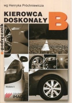 Kierowca doskonały B E-podręcznik + CD