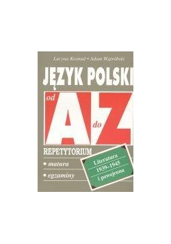 Repetytorium Od A do Z - J. polsk Lit 1939-45 KRAM