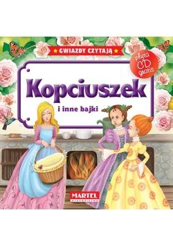 Bajki do poduszki- Kopciuszek... +CD