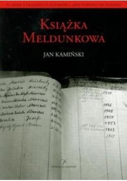 Książka meldunkowa