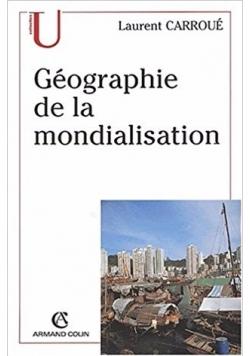 Geographie de la mondialisation