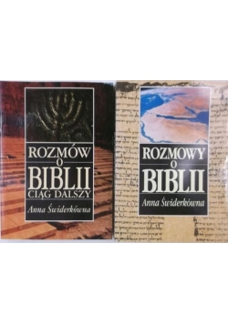 Rozmowy o Biblii/Rozmów o Biblii ciąg dalszy