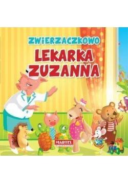 Zwierzaczkowo. Lekarka Zuzanna