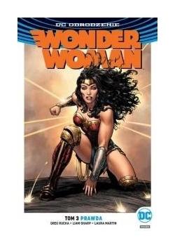 Wonder Woman T.3 Prawda