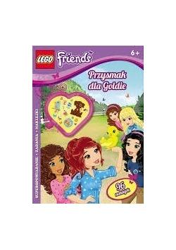 Lego friends. Przysmak dla Goldie