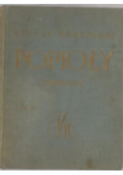 Popioły , tom I, 1928 r.