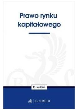 Prawo rynku kapitałowego w.13