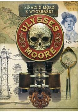 Piraci z Mórz z Wyobraźni Tom 15 Ulysses Moore