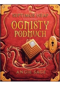 Septimus Heap. Księga 7 Ognisty podmuch