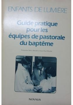 Guide pratique pour les