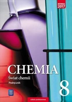Chemia SP 8 Świat chemii Podr. WSiP