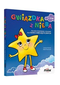GWIAZDKA Z NIEBA polskie rymowanki i piosenki dla dzieci dwujęzycznych