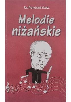 Melodie niżańskie