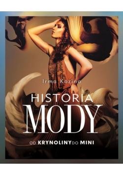 Historia mody Od krynoliny do mini