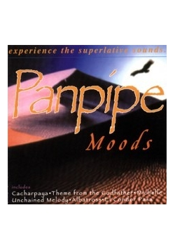 Panpipe Moods, CD