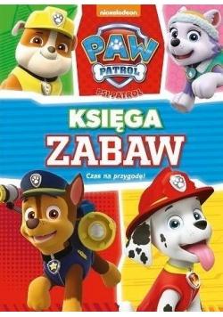 Psi Patrol - Księga zabaw - Czas na przygodę
