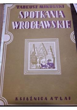 Spotkania wrocławskie, 1950 r.