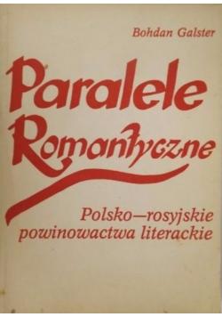 Paralele romantyczne