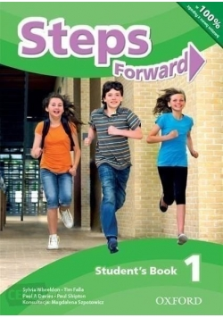 Steps forward. Student's book 1 + CD