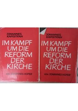 Im Kampf um die reform