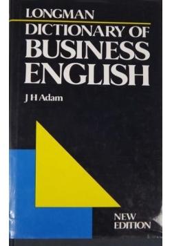 Longman dictionary of business english